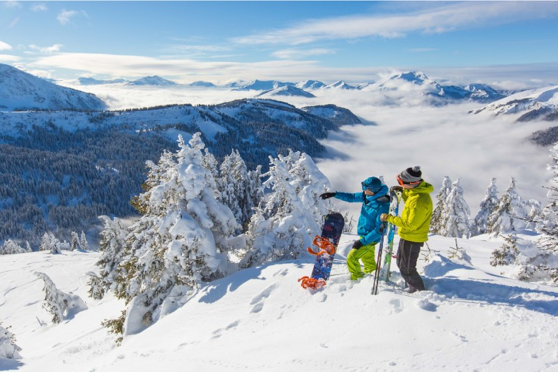 Ski area, prices & opening hours
