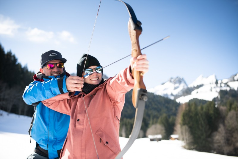 Archery trail
