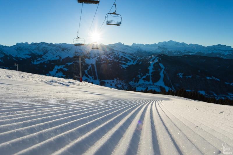 Live ski-lift information, weather forcast