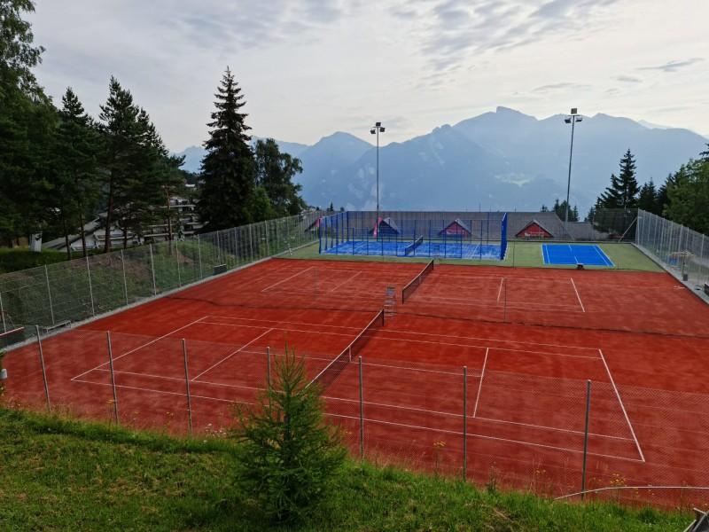 Tennis et Padel