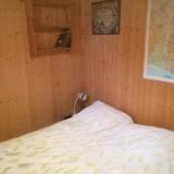 Chambre sous-sol 1 grand lit