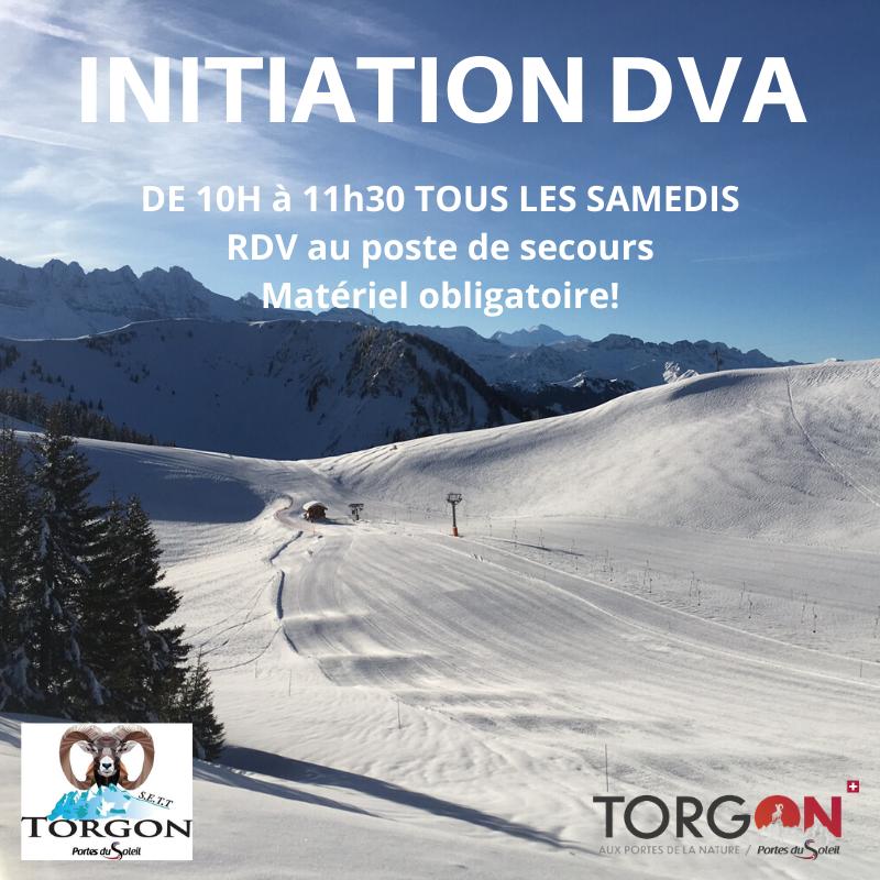 initiation DVA